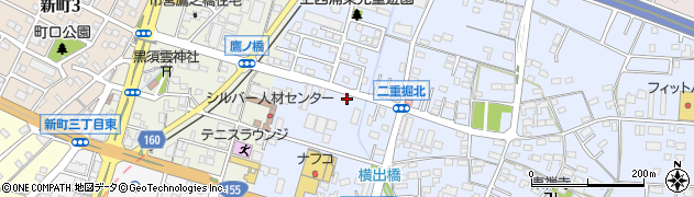 サウンド・チェロ周辺の地図