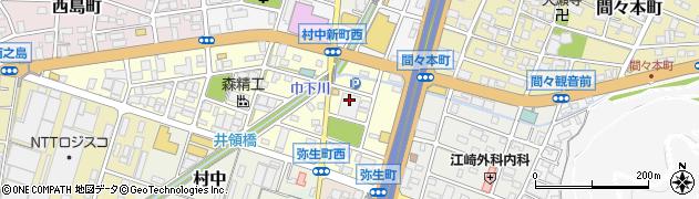 エクサグローバルフーズ株式会社 しなとらFC事業本部周辺の地図