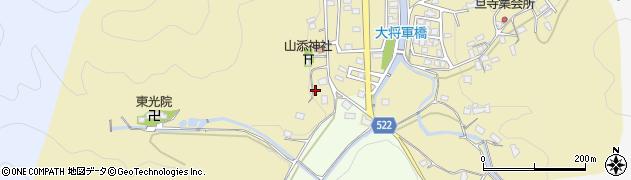 京都府綾部市上延町(菅)周辺の地図