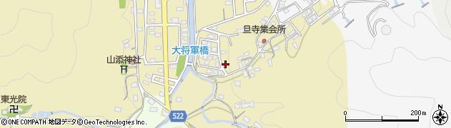 京都府綾部市上延町周辺の地図