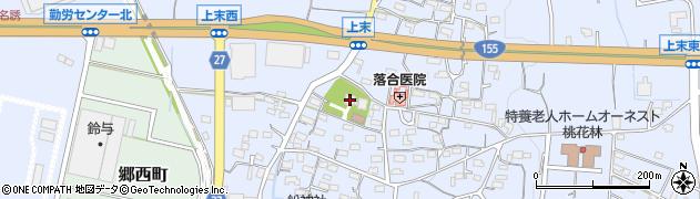 陶昌院周辺の地図