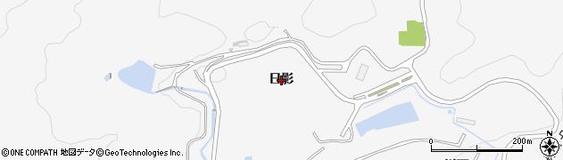 岐阜県多治見市諏訪町(日影)周辺の地図