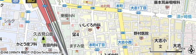SoundDiningBar・D周辺の地図