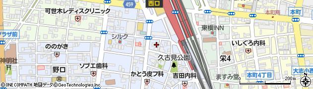 エンジェル周辺の地図