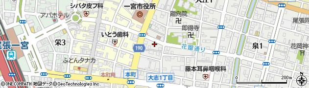 ジュエル周辺の地図