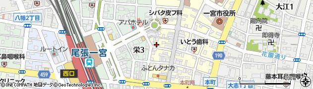 キムラコーヒー店周辺の地図