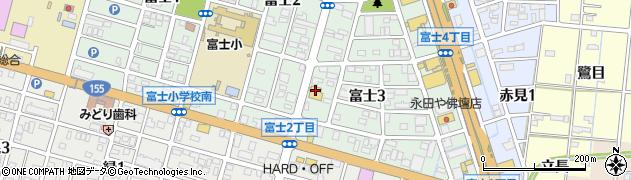 日本料理・江美周辺の地図