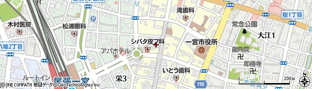 だいだい周辺の地図