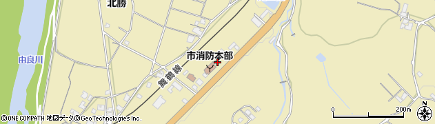 京都府綾部市味方町(アミダジ)周辺の地図
