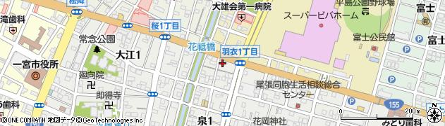 membersM周辺の地図