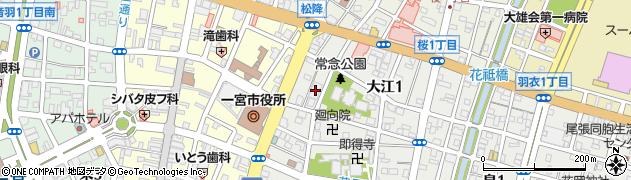 Kana周辺の地図