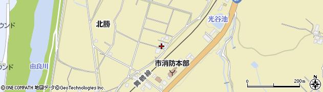 京都府綾部市味方町(畦田)周辺の地図