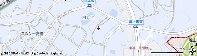 愛知県小牧市大草太良上周辺の地図