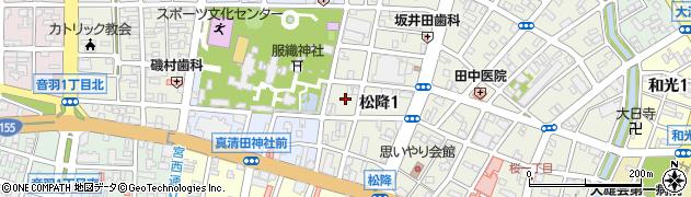 株式会社ぶどう圓周辺の地図