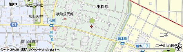 宅配クック123 あいち北店周辺の地図