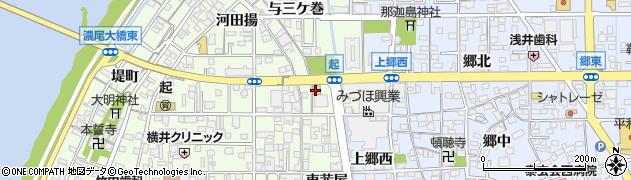 すずき屋周辺の地図