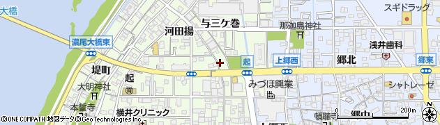 中華料理川味菜館周辺の地図