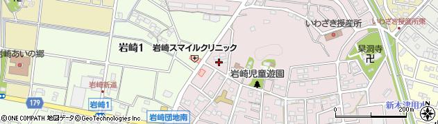 中日本熱計装周辺の地図