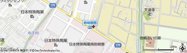 和食処河多郎周辺の地図