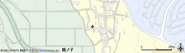 京都府綾部市多田町(寺田)周辺の地図