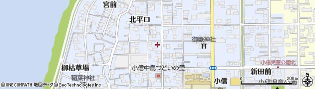 サファイヤ周辺の地図