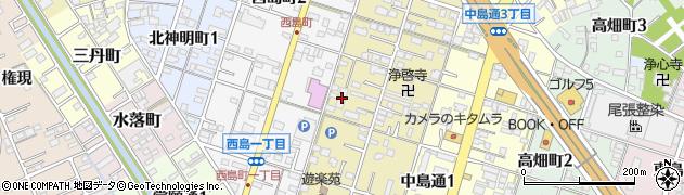 有限会社ビバウト 営業本部周辺の地図