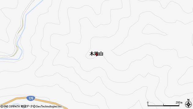 〒682-0301 鳥取県東伯郡三朝町木地山の地図