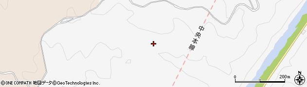 岐阜県多治見市月見町周辺の地図