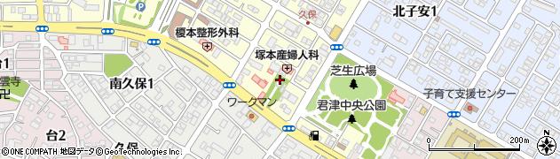 大宮神社周辺の地図