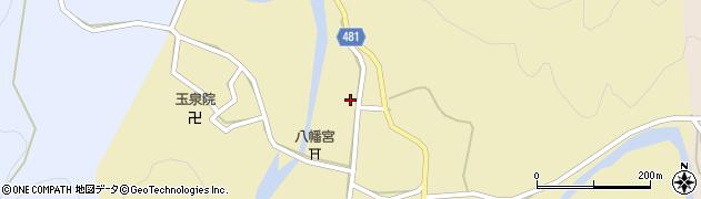 京都府綾部市武吉町(宮ノ脇)周辺の地図