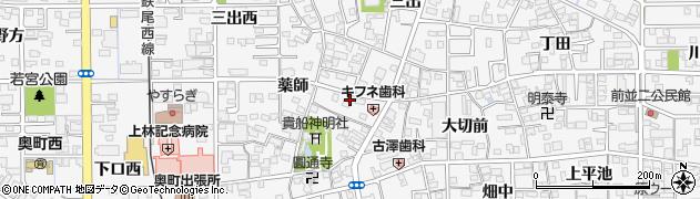 マリモ周辺の地図