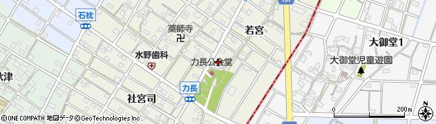 有限会社三八屋本店周辺の地図