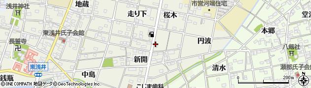 メンバーズ舞周辺の地図