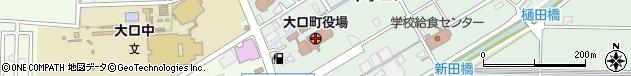 愛知県丹羽郡大口町周辺の地図