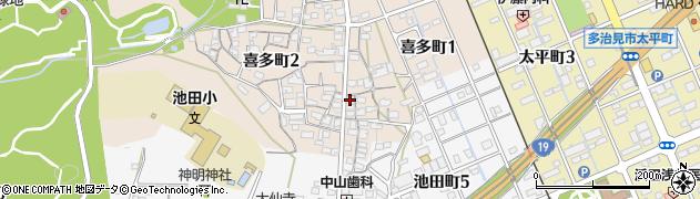 有限会社ファーストホケン事務所周辺の地図