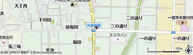 メールネージュ周辺の地図