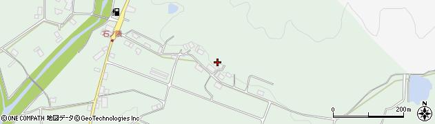 京都府綾部市新庄町(風呂ノ谷)周辺の地図