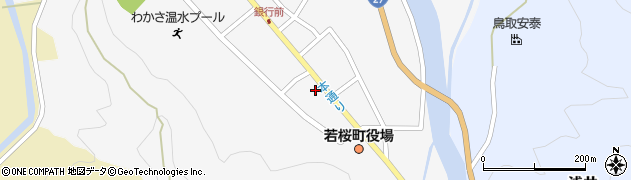 門村整骨院周辺の地図