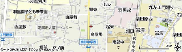 総本家扇屋 犬山店周辺の地図