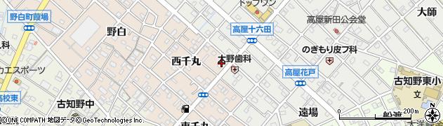 Rin周辺の地図