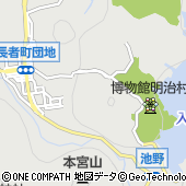 愛知県犬山市富士山