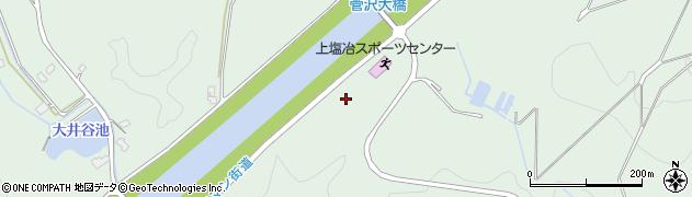 出雲ロマン街道周辺の地図