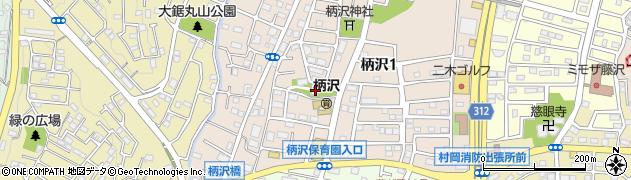 隆昌院周辺の地図