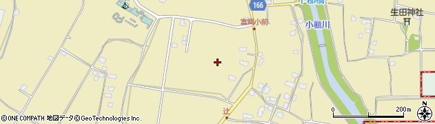千葉県木更津市下郡周辺の地図