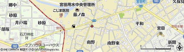 丸又 フードストアー周辺の地図