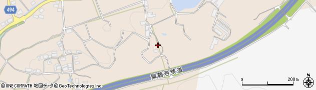 京都府綾部市七百石町(久原谷)周辺の地図