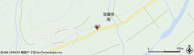 京都府綾部市睦合町(前田)周辺の地図