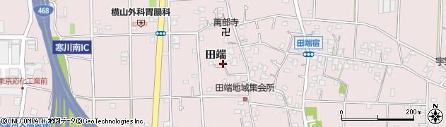 神奈川県寒川町(高座郡)田端周辺の地図