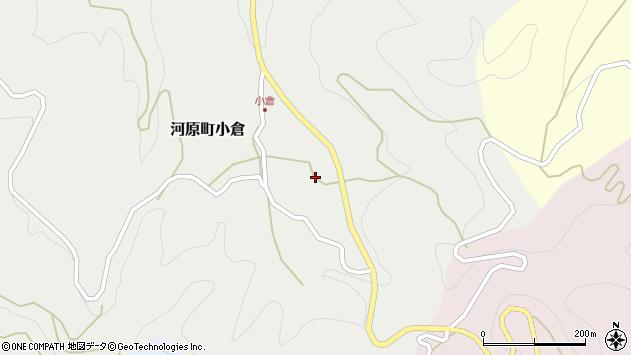 〒680-1245 鳥取県鳥取市河原町小倉の地図