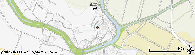 京都府綾部市物部町(東物部)周辺の地図